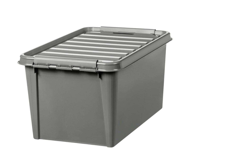 Boite De Rangement Recycled 45l Smartstore La Boite A Prix Boite De Rangement Rangement Et Malles Et Coffres
