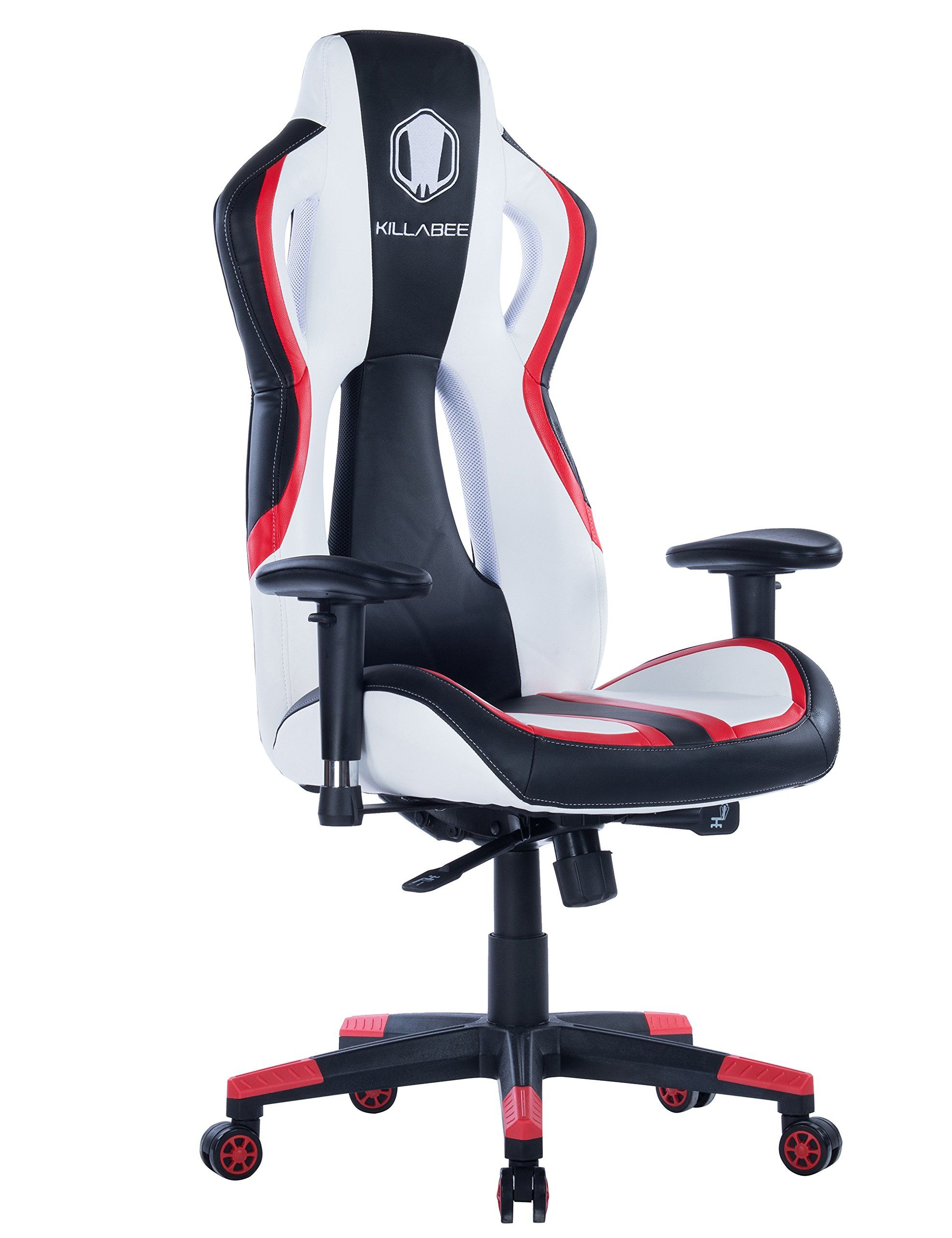 Prime Killbee Large Gaming Chair Ergonomic Computer Chair Swivel Squirreltailoven Fun Painted Chair Ideas Images Squirreltailovenorg