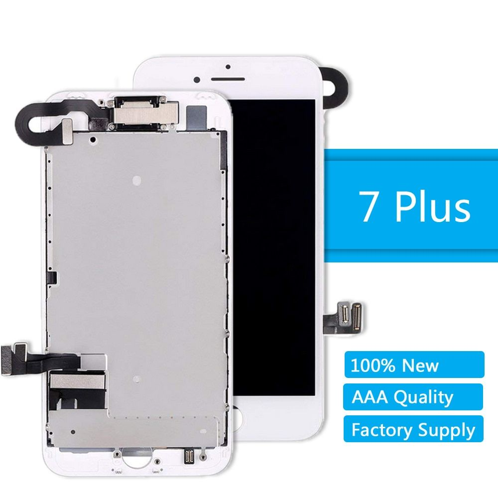 For Iphone 7 Plus Lcd Display 3d Touch Screen Display Digitizer Full Assembly For Iphone 7 Plus Scre Iphone 7 Plus Touch Screen Display Touch Screen