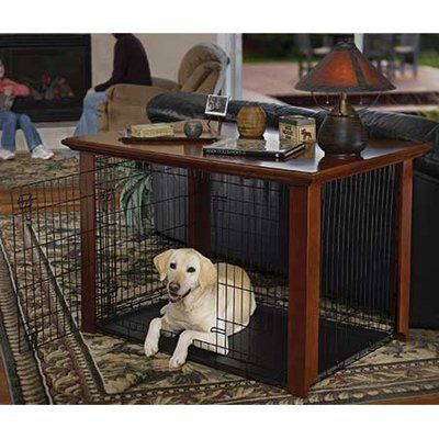 Amazon Com Midwest Heritage Crate Table Top Pet Supplies Diy