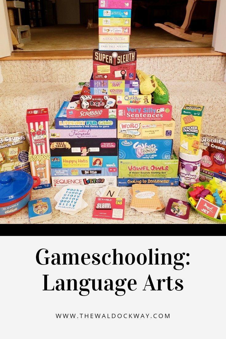 Language Arts Gameschool