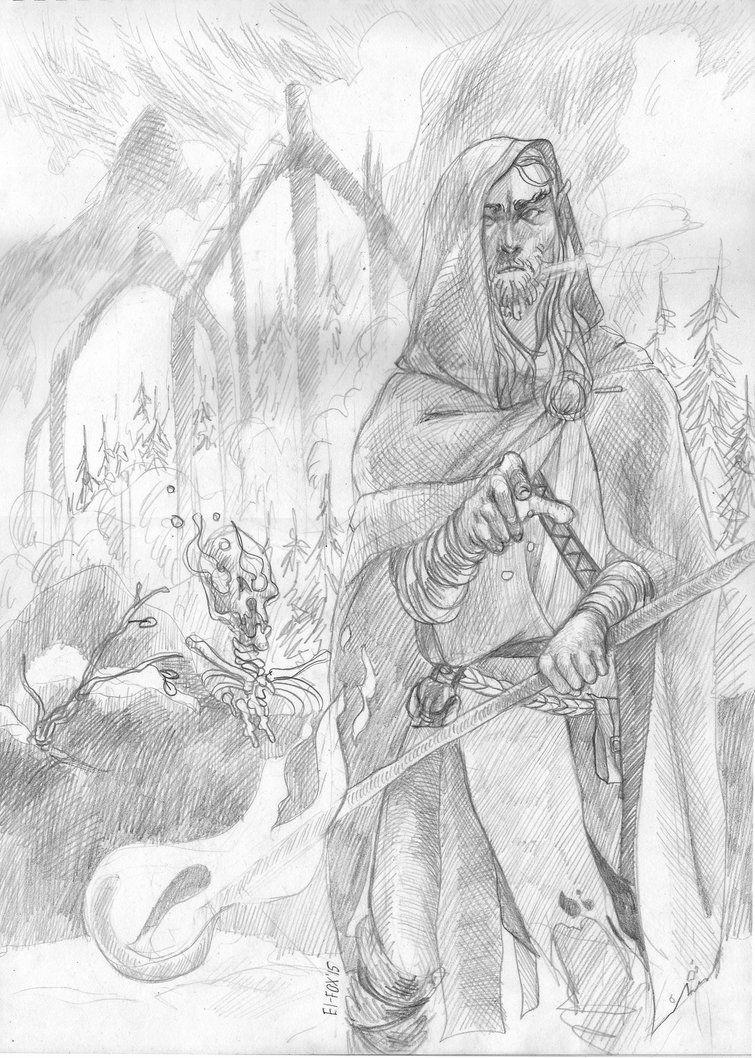 Outlander by El--Fox