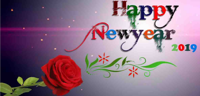 new year 2019 wallpapers craft  Happy New Year 2019  Happy new
