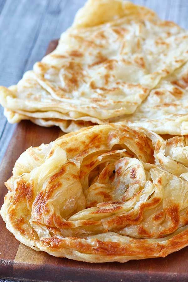 How To Make Roti Canai El Mundo Eats Recipe Recipes Food Bread Recipes Homemade