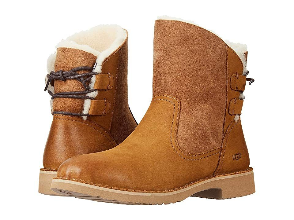 cb06b4532eb UGG Naiyah (Chestnut 1) Women's Boots. Complete your wardrobe with ...