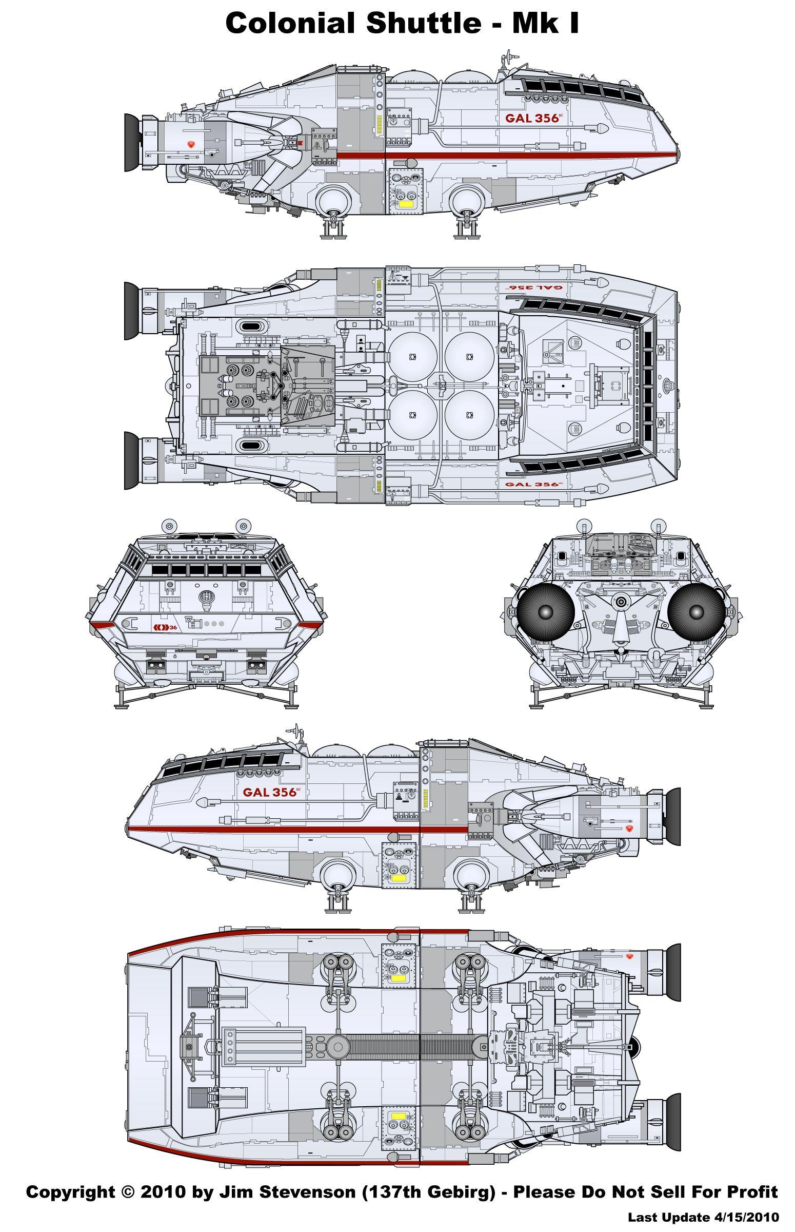 Battlestar Galactica Database - Chronology   Emcing The Inner ...