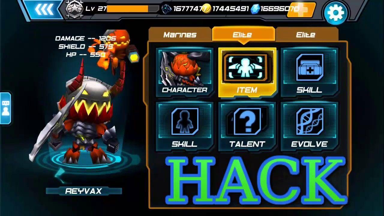 Call of Mini Infinity Hack APK - Unlimited tCrystals - NO Survey NO