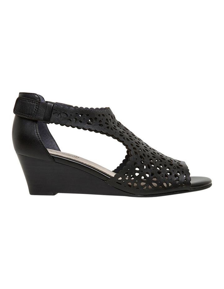 D F Supersoft Kattina Black Sandal Myer Black Sandals Sandals Sandal Online