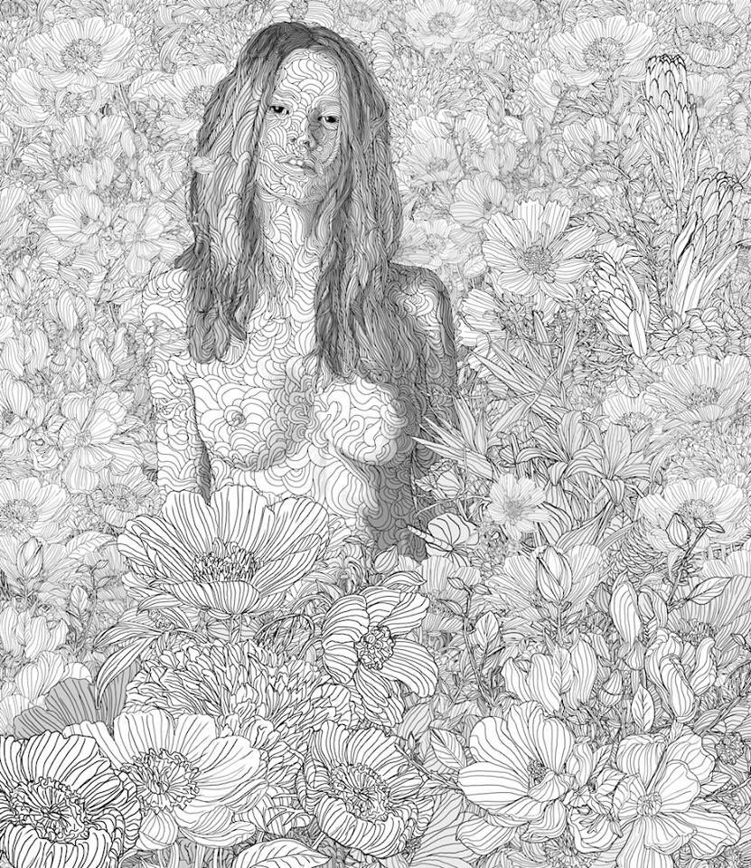 Описание работ художника Педро Тапа. | Иллюстрации арт ...