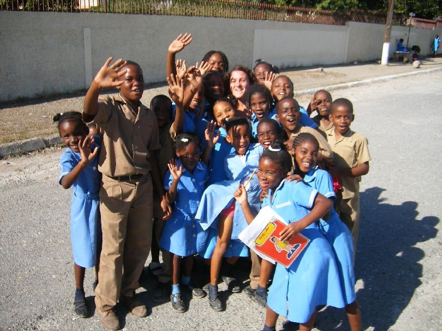 The people of Jamaica!