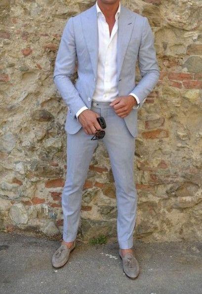 Pin by Lillianka E on MENS WEAR | Pinterest | Wedding, Wedding suits ...