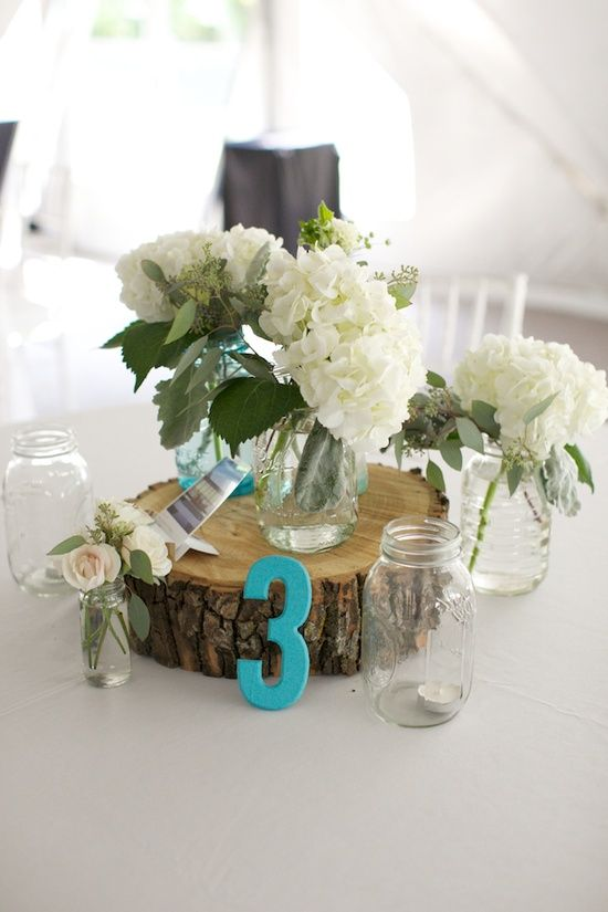 Why You Should Diy Your Wedding Flowers Diy Your Wedding Wedding Centerpieces White Hydrangea Centerpieces