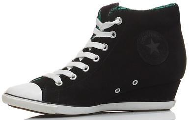 converse zapatillas mujer cuña