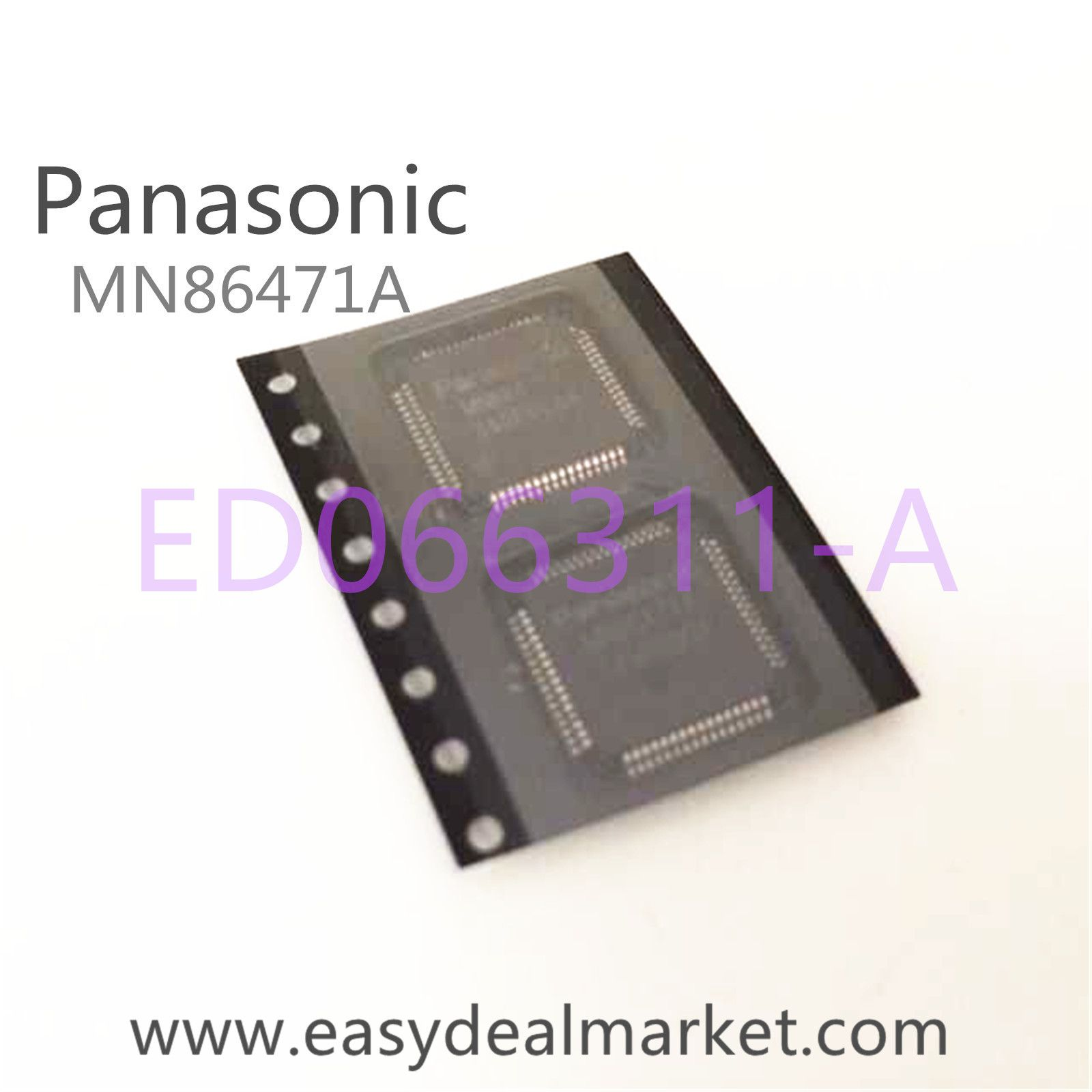 IC Chip HDMI Transmitter Control MN86471A Panasonic For Sony