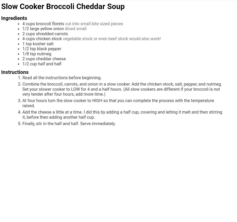 Idea by missy rutkowski on soups broccoli cheddar soup