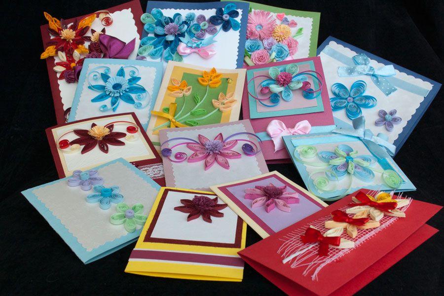 C mo hacer tarjetas de salutaci n para navidad y a o nuevo - Como hacer tarjetas de navidad ...