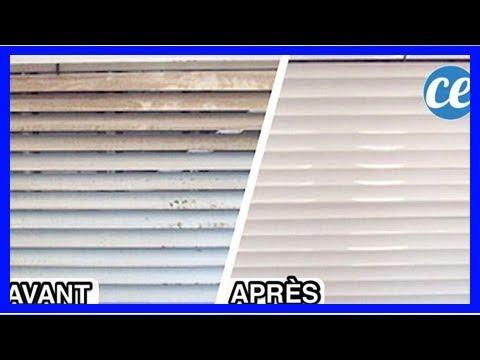 (96) Stores à Lamelles Pleins de Poussière ? L'Astuce Pour Qu'ils Soient Impeccables. - YouTube