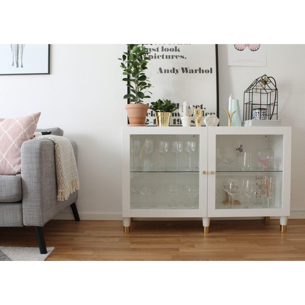 custom legs for ikea besta estelle 120 home office pinterest