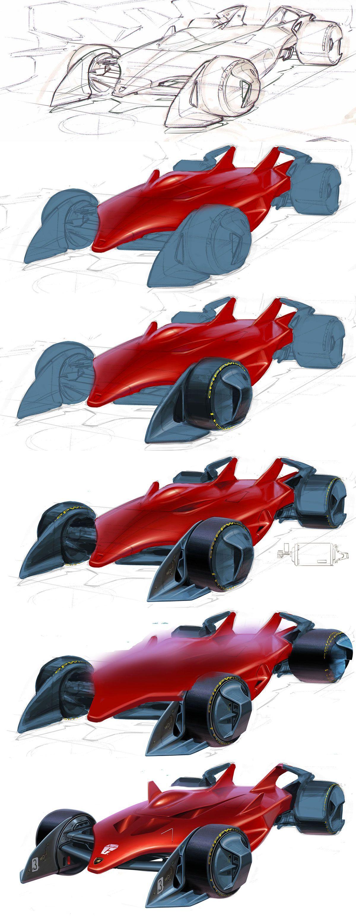 Interview with vehicle designer John Frye