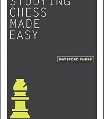 Studying Chess Made Easy Pdf