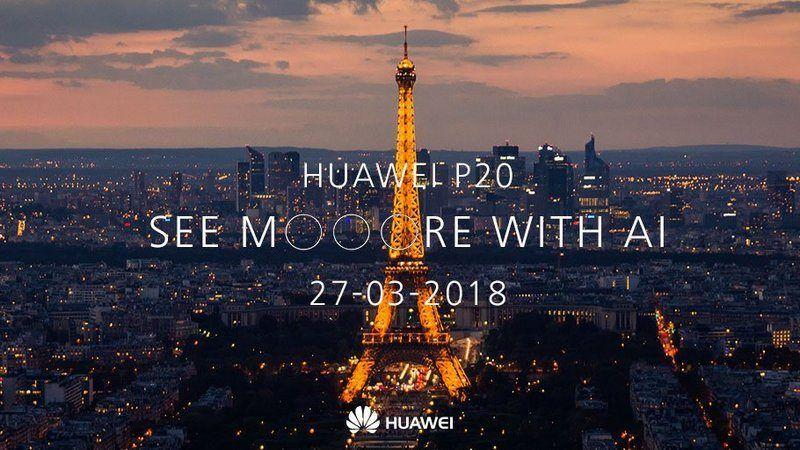 Leaks Show The Huawei P20's ThreeLens Camera Huawei