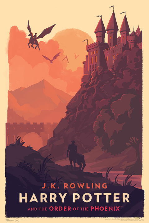 Get your hands on these magical Harry Potter posters