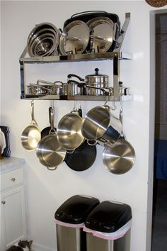 Rogar Pot Pan Shelving For Those Of Us With Tiny Apartment Kitchens Desperate