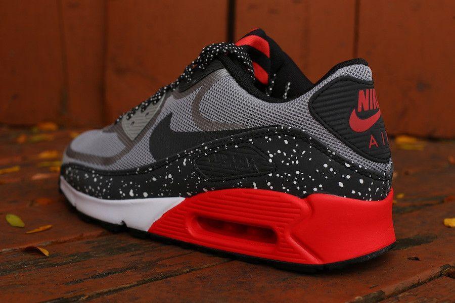Nike Womens Air Max 1 Cmft Prm Tape Black Cool Grey Pin