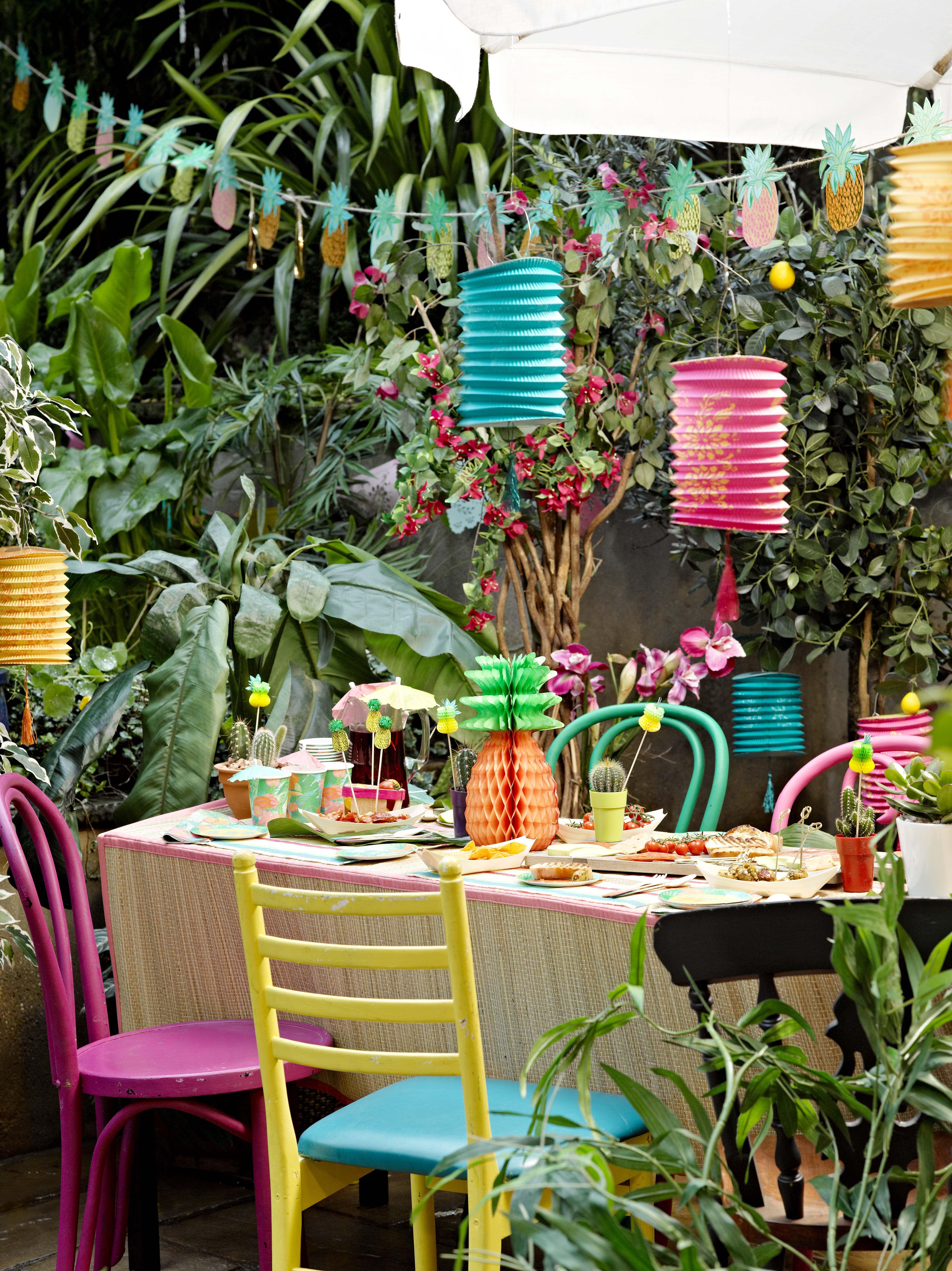 Tropical party http://www.talkingtables.co.uk/categories/ranges ...