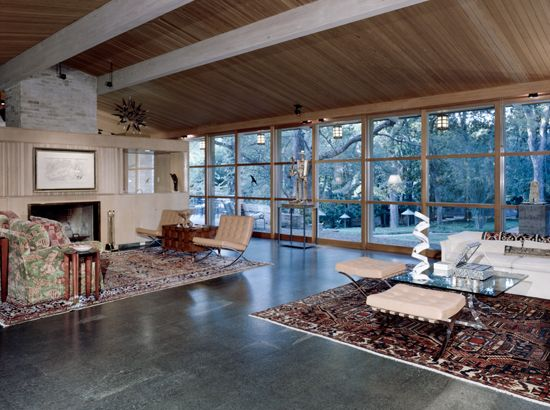 O Neil Ford Architect Designed Haggerty Hanley House That Influenced Architect Scott Lyons And Architect Frank Welch Mid Century Modern House Modern Architecture Midcentury Modern