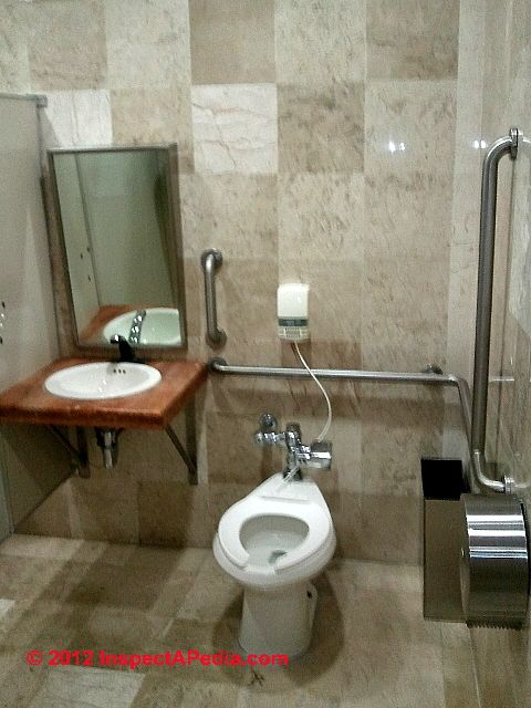 Ada Toilet Paper Holders For Wet Areas
