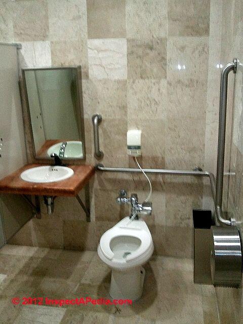 Bathroom Sinks Las Vegas ada toilet paper holders for wet areas | las vegas bathroom