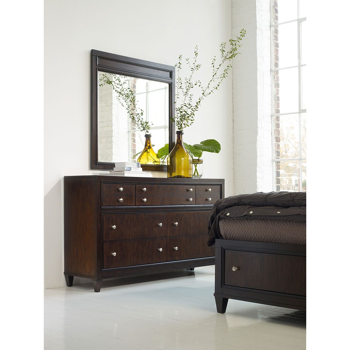 Hooker Furniture Ludlow Mirror 1030 91004