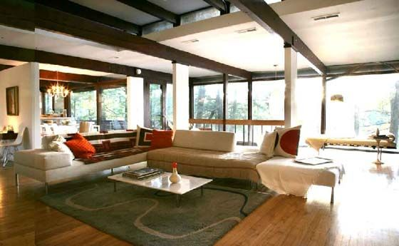 mid century modern home interior design - Mid Century Home Design