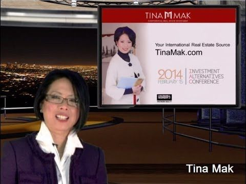 Tina Mak, Describes (Mandarin) Investment Alternative Conference Feb 15,...