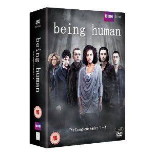 Being Human Series 1 4 Box Set Dvd 25 25 Amazon Being Human