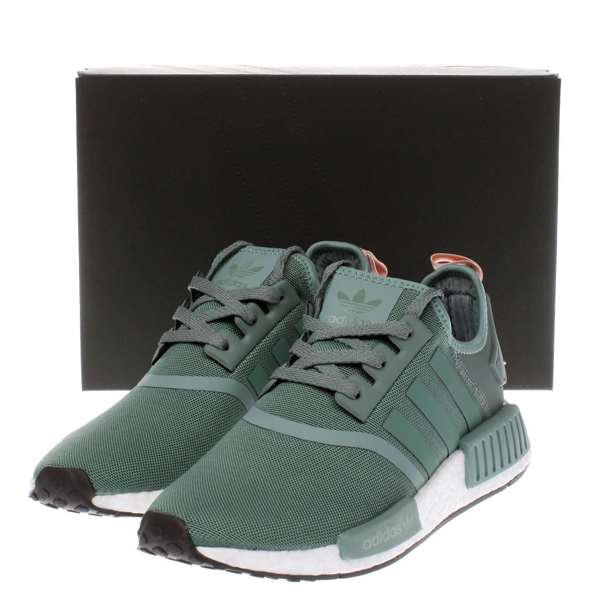 adidas womens green trainers - 57% OFF