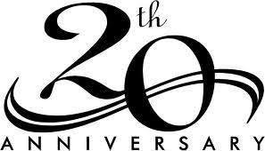Celebrate B S 20th Anniversary I Can T Believe We Ve Been In Business For 20 Years To Am Offering Off Canvases And Threads When