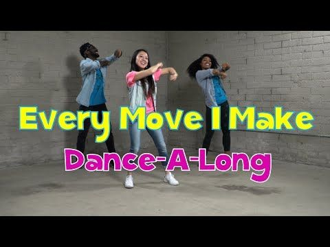 Every Move I Make | Dance-A-Long with Lyrics | Kids Worship - YouTube