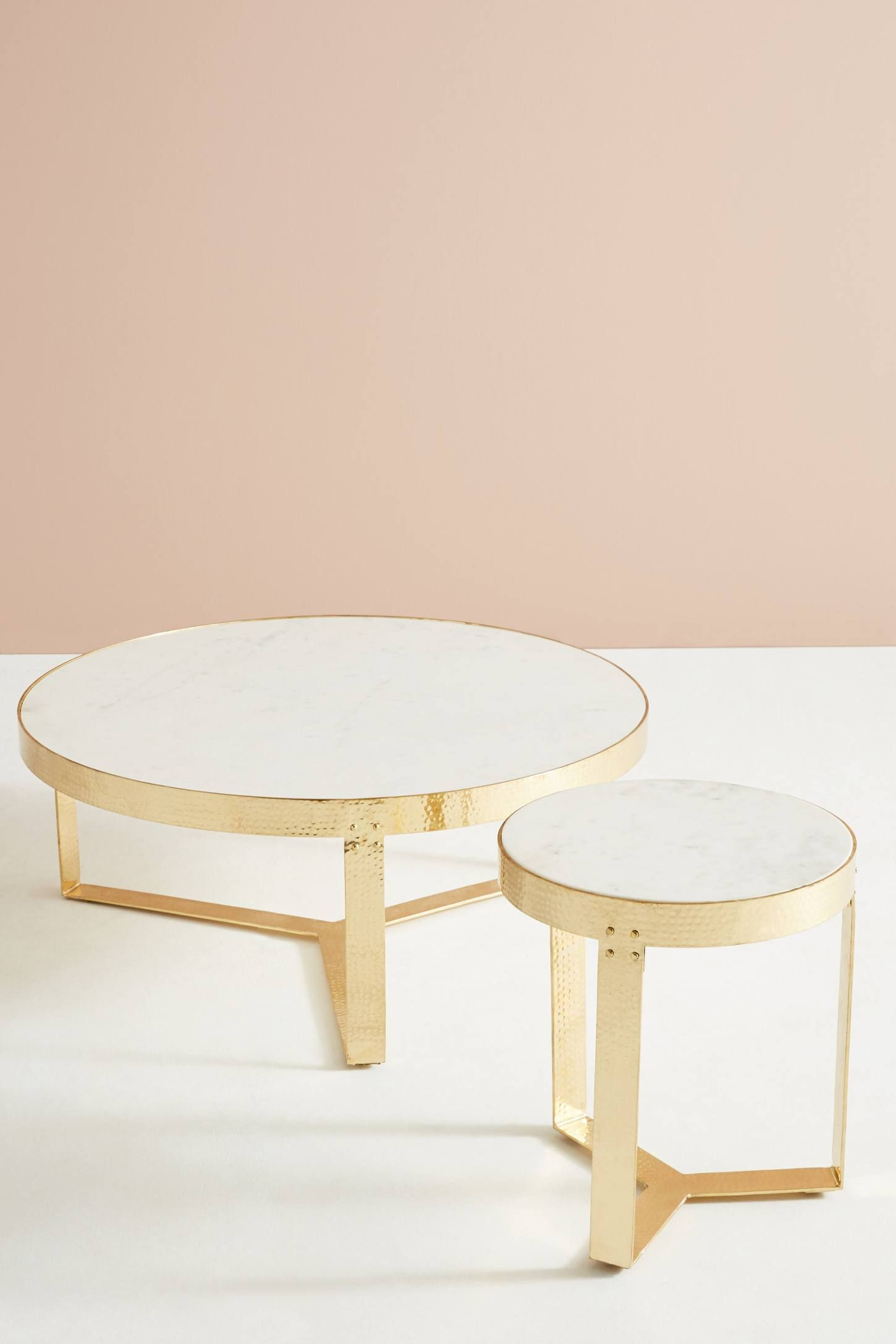 White Marble Lirit Coffee Table Chaise Table