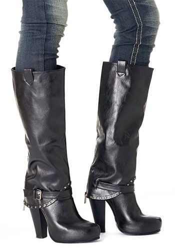 I have these in 2 colors. OMG hot.