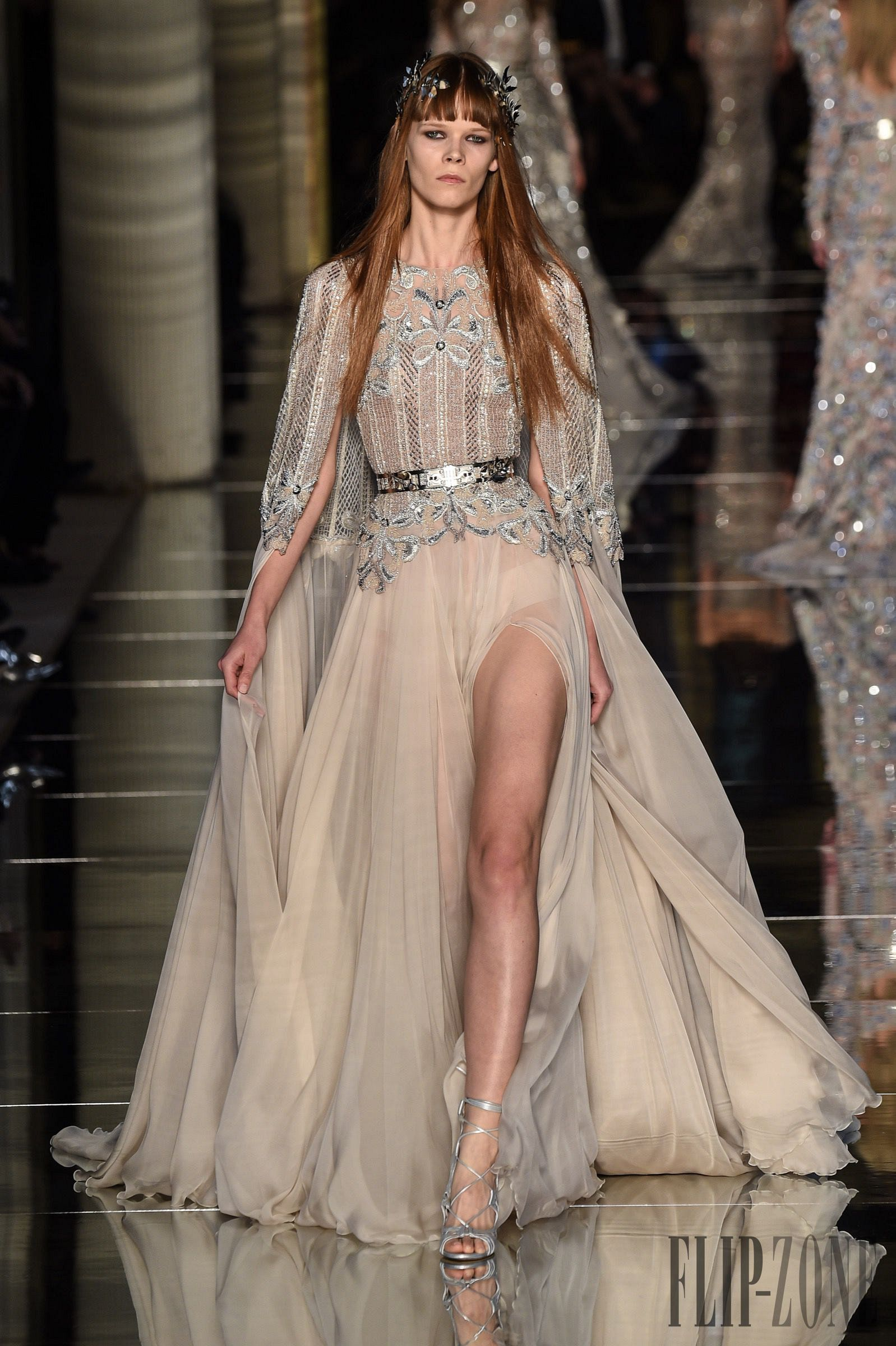 Zuhair murad u spring couture collection gowns pinterest
