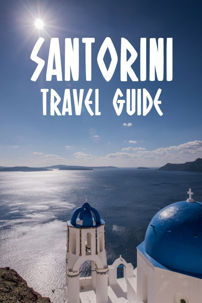 Santorini Travel Blog - Things to do in Santorini, Greece ...