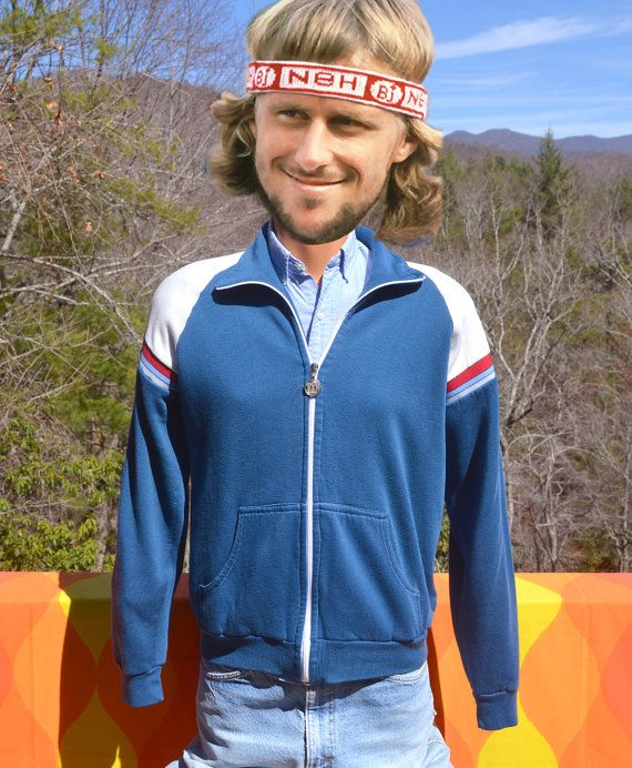 80s tennis jacket