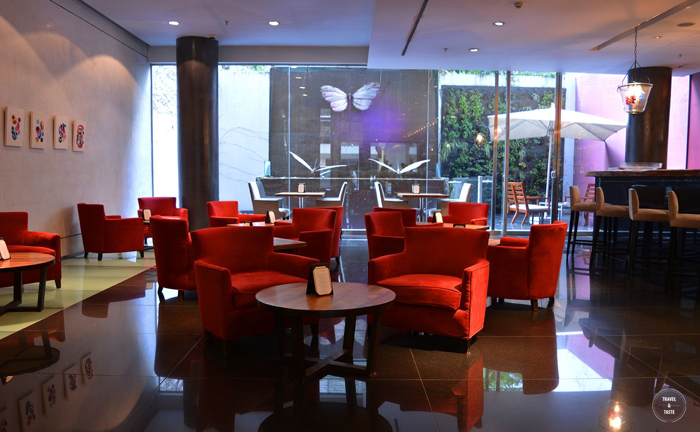 MIO Buenos Aires Hotel, Recoleta, Ciudad de Buenos Aires, Argentina | Ago 2016