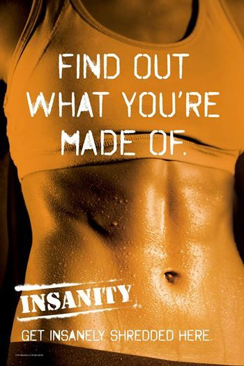 Pin by NOVA Fit Club on Beachbody INSANITY Workout and Trainer ...