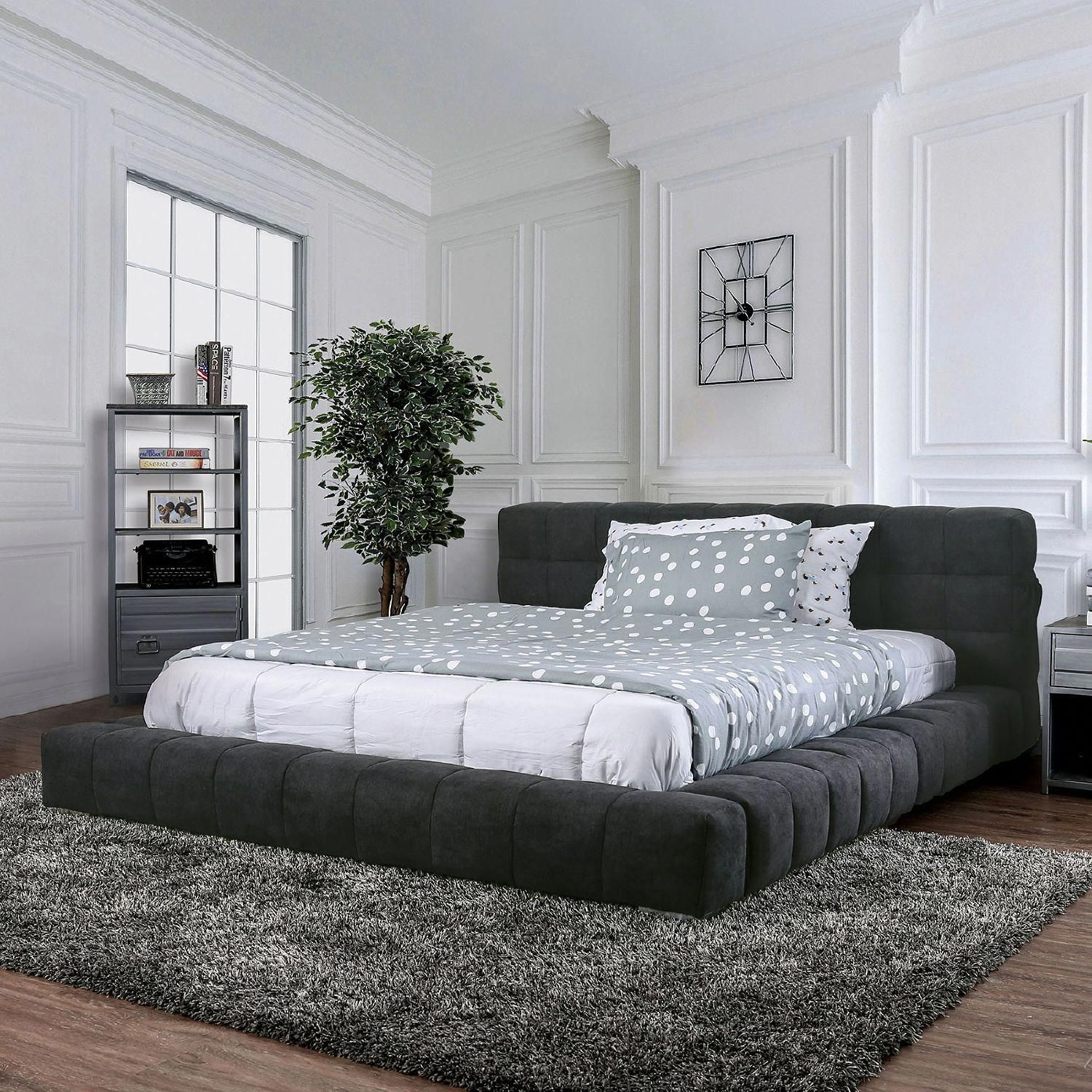 Bed Frames Queen Size With Wheels in 2020 King sized