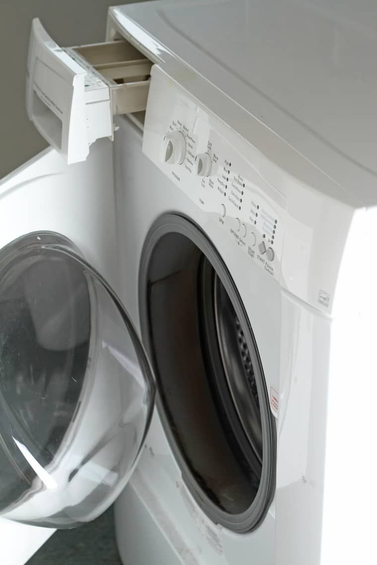 Stop The Smell How To Clean A Front Loading Washing Machine