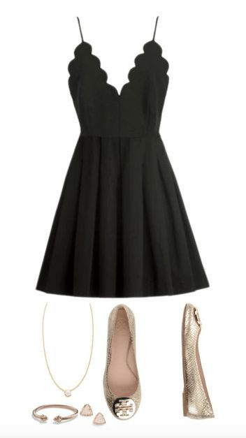 I really like the simplicity and shape of this dress. Looks very short possibly.