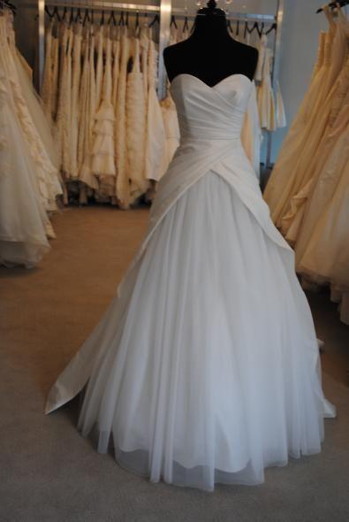 Modern Trousseau - Carrington   Dream Dress Came True!!